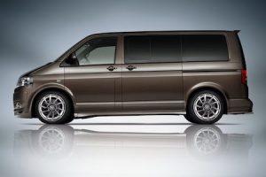 Аренда авто Ижевск: VW Transporter (9 мест)