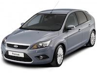 Аренда авто Ижевск: Ford Focus