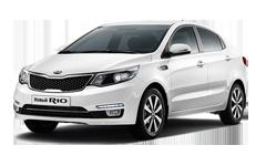Аренда авто Ижевск: Kia Rio АКПП