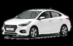 Аренда авто Ижевск: Hyundai Solaris МКПП